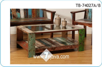 coffee table boat wood furniture, recycled furniture, reclaimed