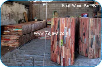 Boat Wood Panels, Recycled Boat Wood Furniture, Recycled Old